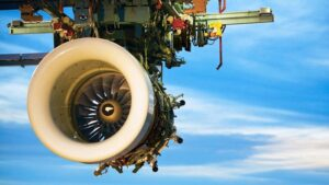Geared Turbofan Engine
