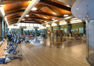 PACU Gymnasium