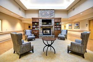 Heritage Manor West Living Room