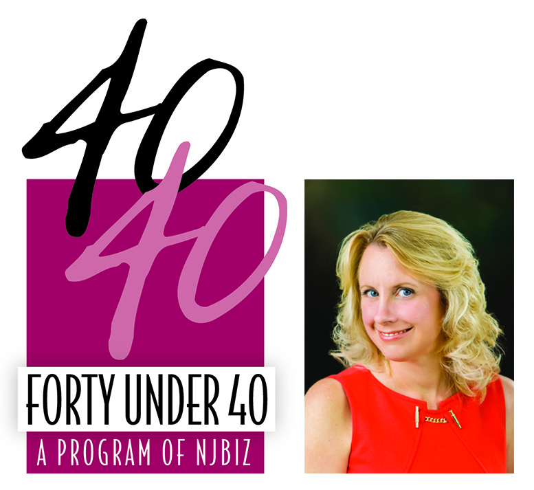 Vice President Kim Vierheilig Awarded Forty Under 40