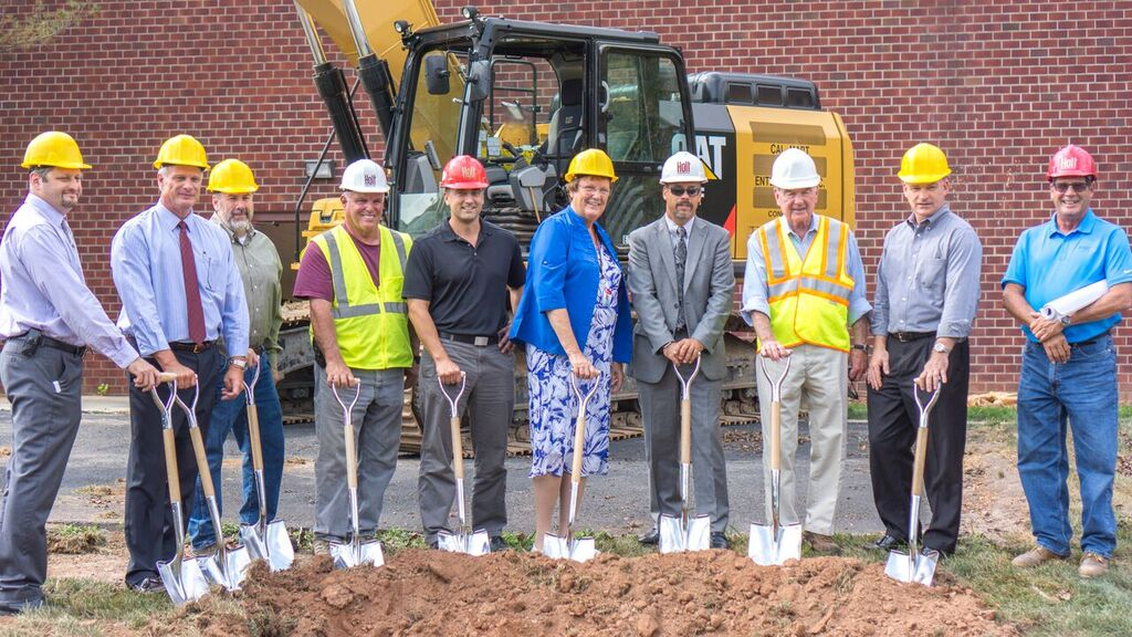 Dominican College Breaking Ground