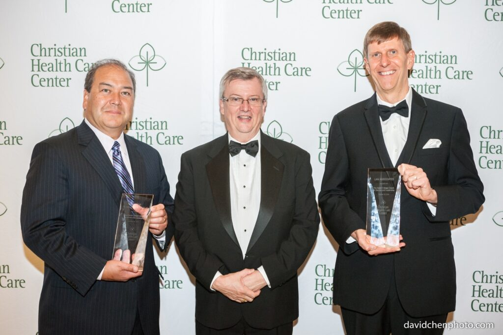 David F. Bolger Award Honorees for Service and Leadership