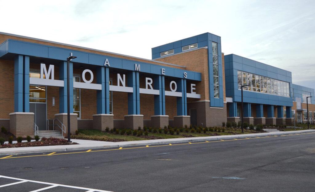 Design of New James Monroe Elementary School