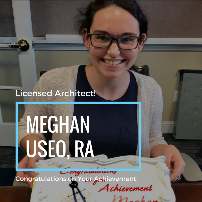 Meghan Useo Architectural License