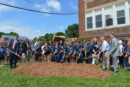 Woodbridge Groundbreaking Ceremony