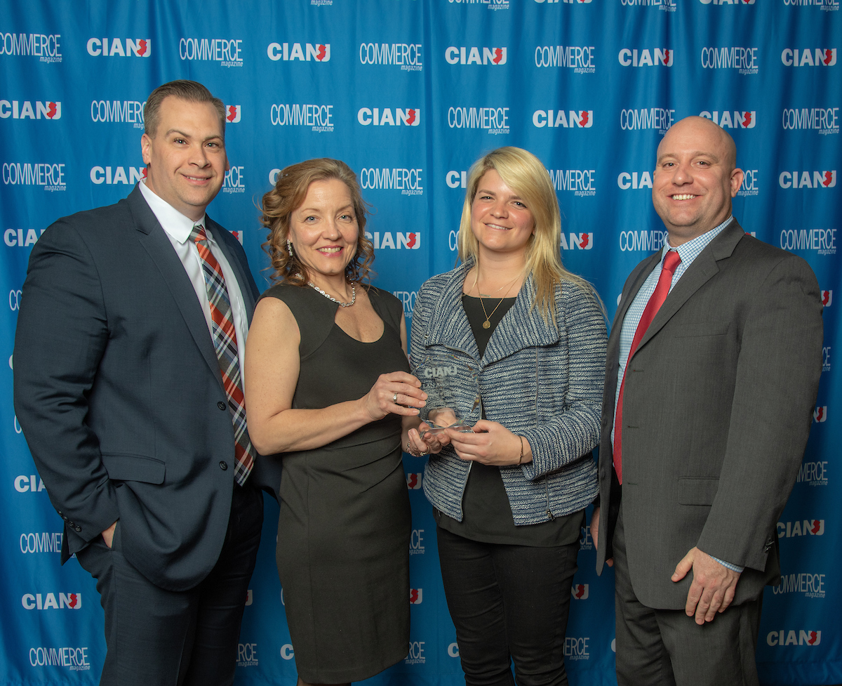"CIANJ and Commerce Magazine Recognize LAN Associates as ""Champions of Good Works"""