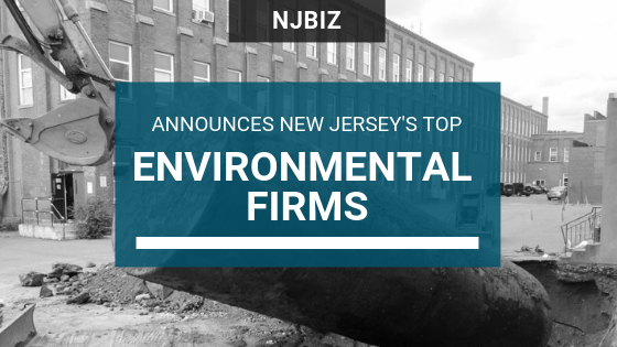 LAN Named a Top Environmental Firm by NJBIZ