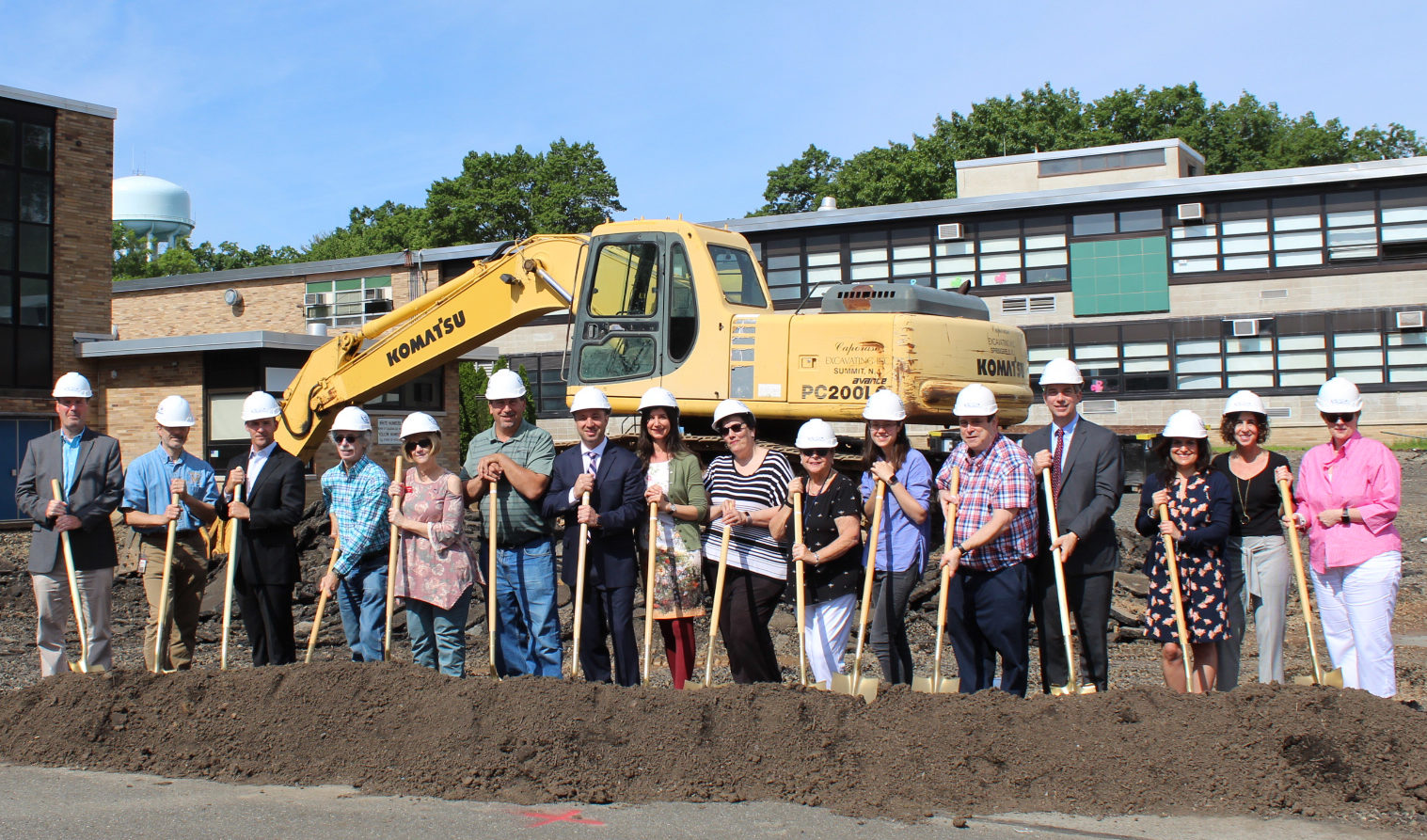 Fair Lawn Groundbreaking
