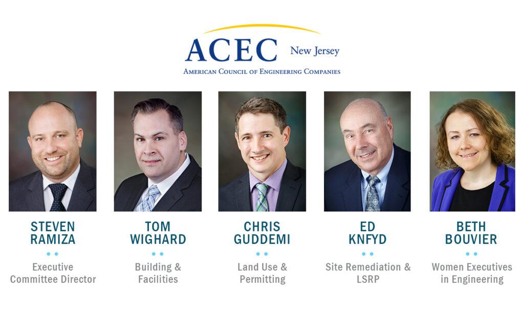 Lan Engineers named to ACECNJ committees