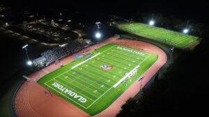 LAN Designed Sports Field