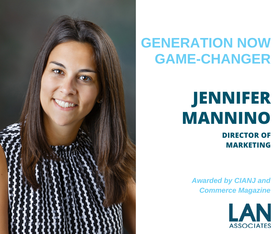 LAN's Jennifer Mannino Honored with Generation Now Award