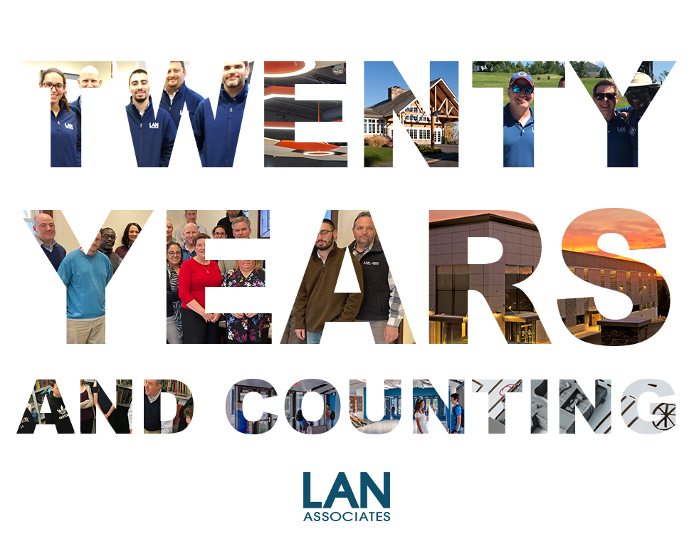 LAN's New York office celebrates 20th anniversary