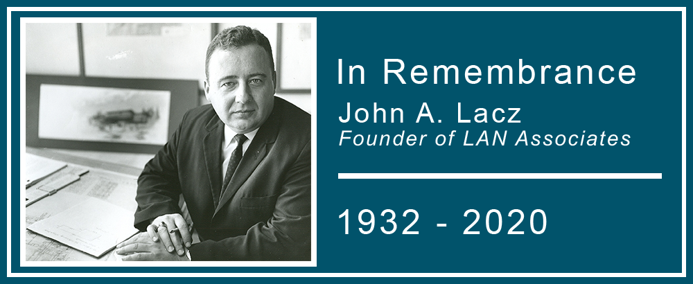 John Lacz Founder of LAN Associates