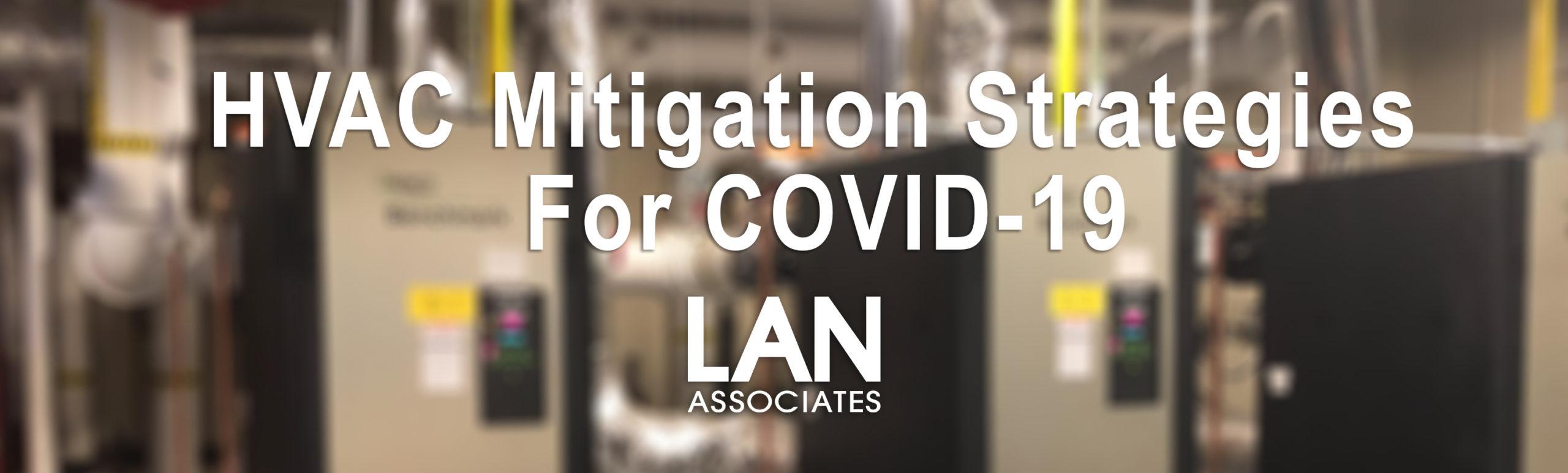 HVAC and Covid-19