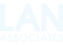LAN Associates Footer Logo