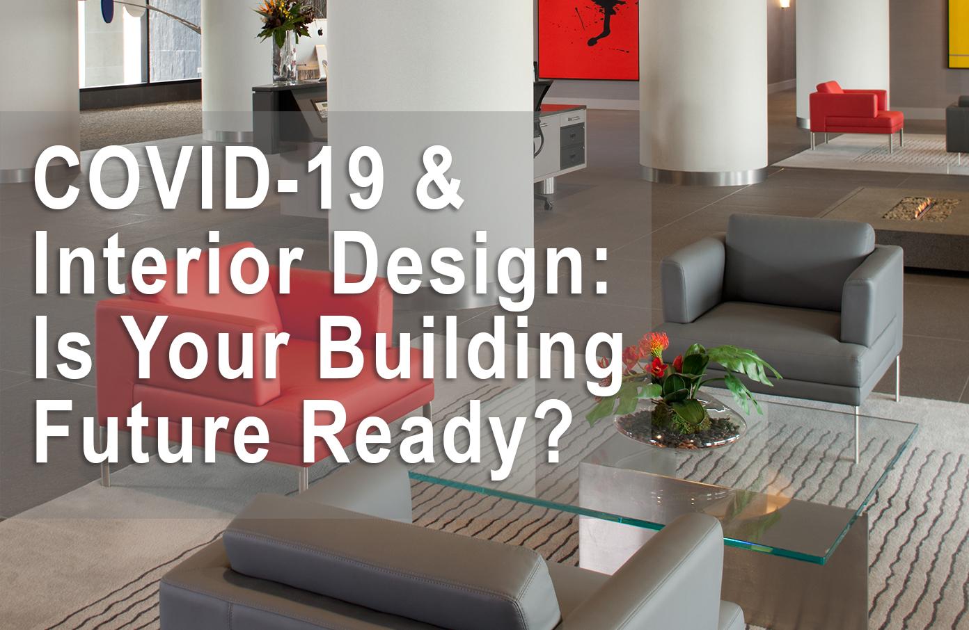 COVID-19 and interior design