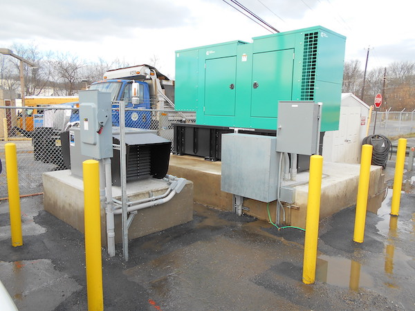 Township of Wayne Generator