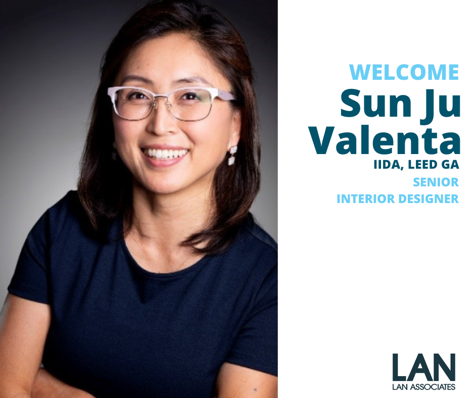 LAN Senior interior designer Sun Ju Valenta