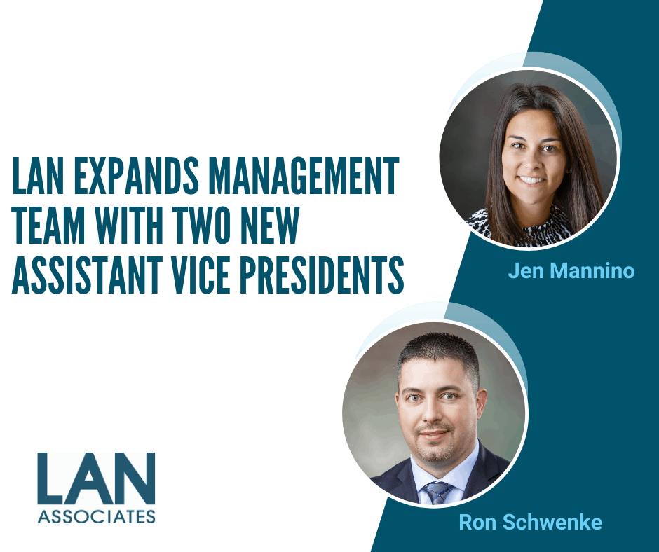 LAN Associates' Assistant Vice Presidents