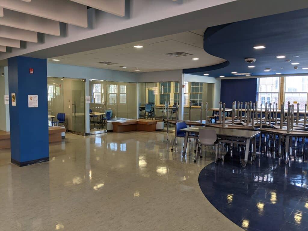 Bronxville school think pods 2