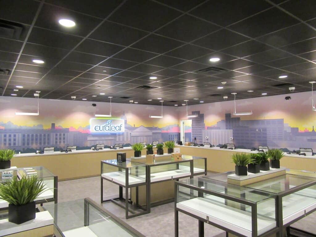 LAN Associates commercial interior design example