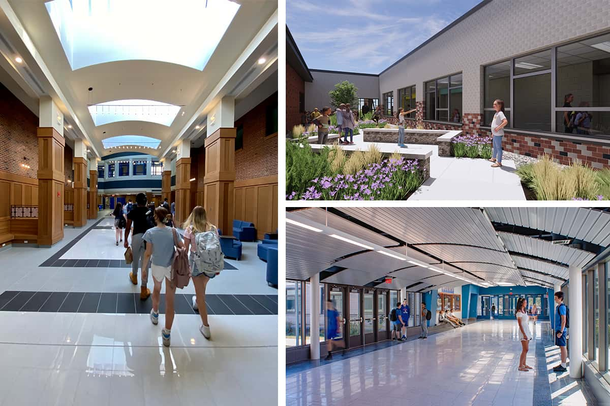 School Architecture and Student Wellness