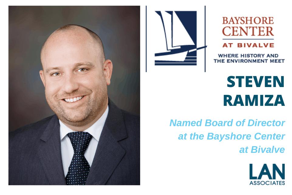 Steven Ramiza Bayshore Center at Bivalve Board of Directors